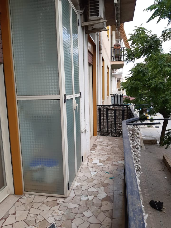 Casa vacanza in zona centrale e vicina al mare