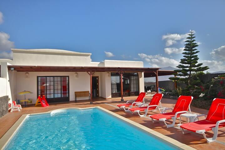 Villa Celeste - Playa Blanca - Lanzarote - Playa Blanca - Villa