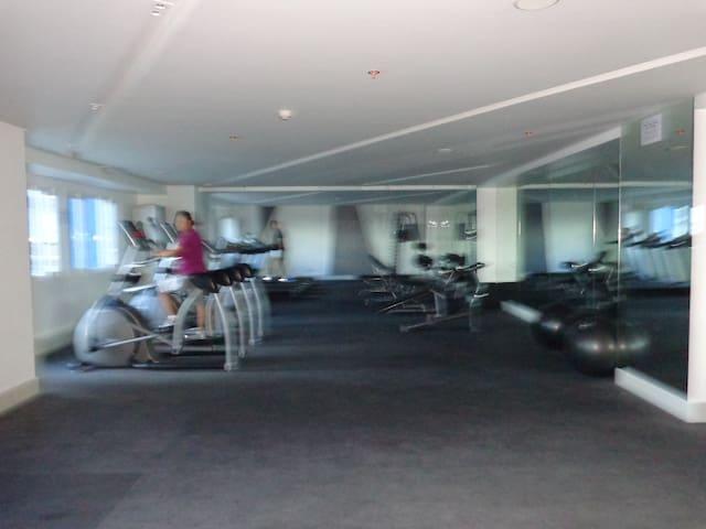 The modern gym
