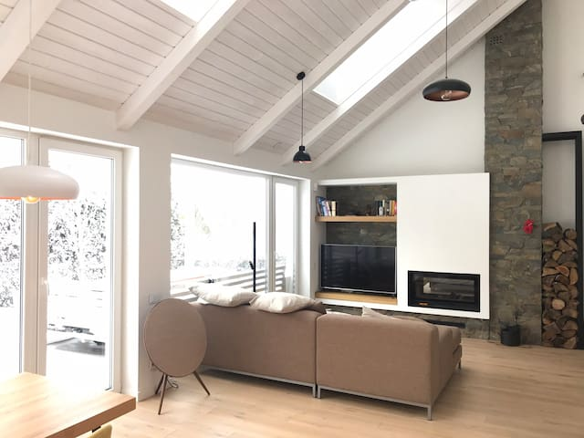 Cool house for all mountain lovers