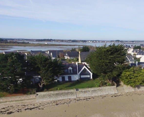 maison accès direct plage