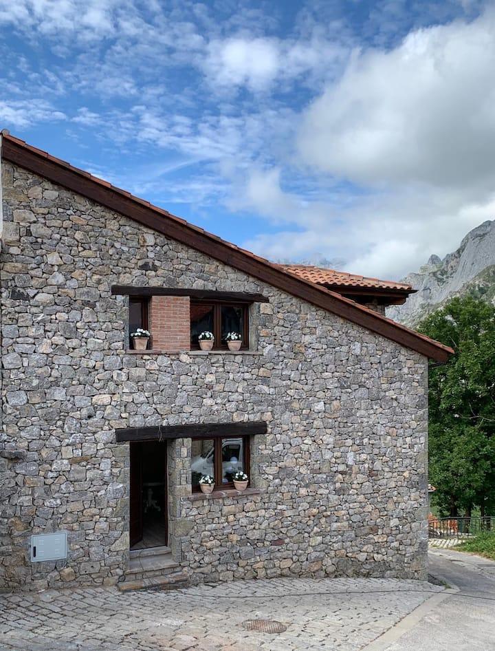 La cabaña de Severina ( Picos de Europa)