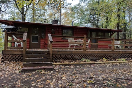Cabin on Rice Lake/Mississippi River - OLE