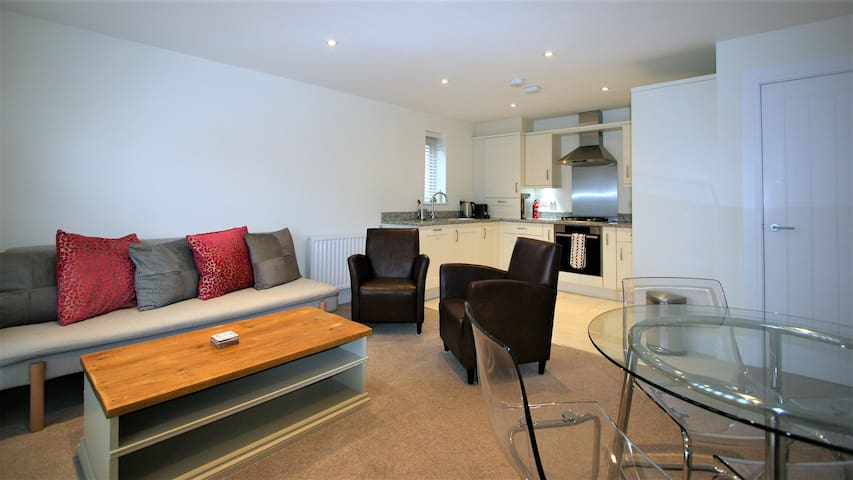 Modern and spacious apartment in Chichester