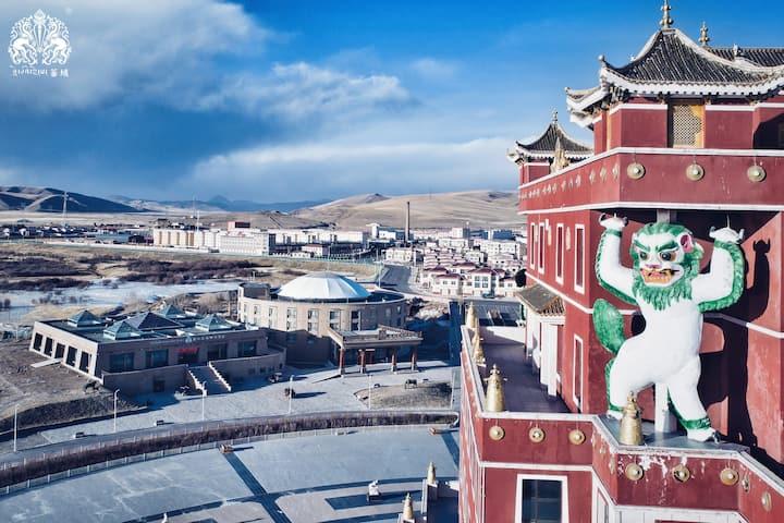 蕃域 · 藏城林卡酒店
