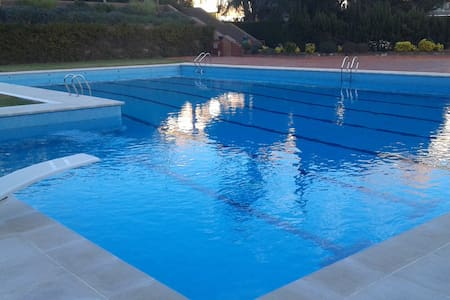 DESIGN APARTEMENT 2POOLS TENIS BASKET ALL CONFORTS - Sant Vicenç de Montalt