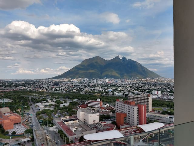 AMAZING APARTMENT NEARBY DOWNTOWN MONTERREY!!