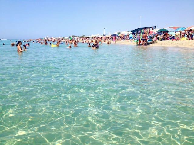100 mt dalla spiaggia a Torre Mozza - Torre Mozza - Dom