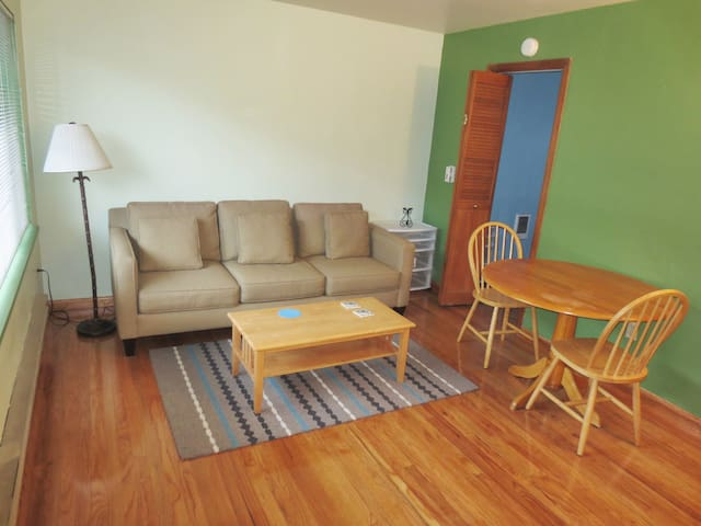 NEW! Steps to UW Wood Remodeled 11 - Seattle - Apartment