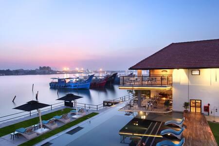 Xandari Harbour- Harbour Room - Kochi - Bed & Breakfast