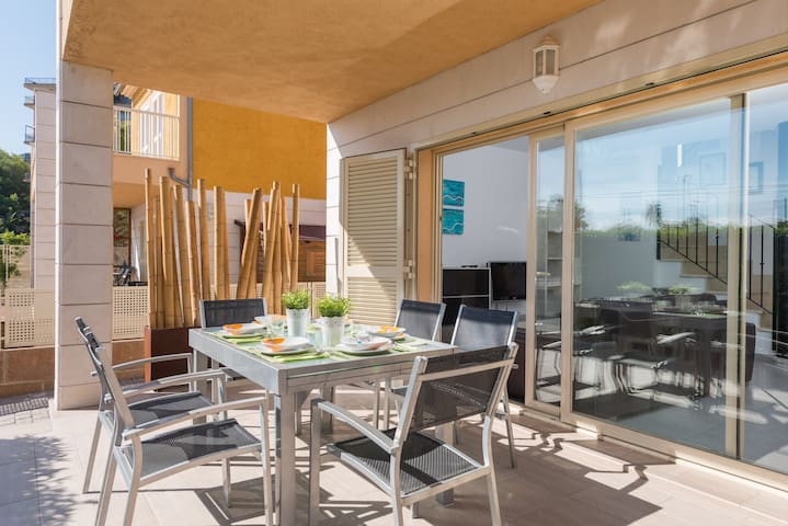 PONETA - Chalet for 6 people in Port d'Alcudia.