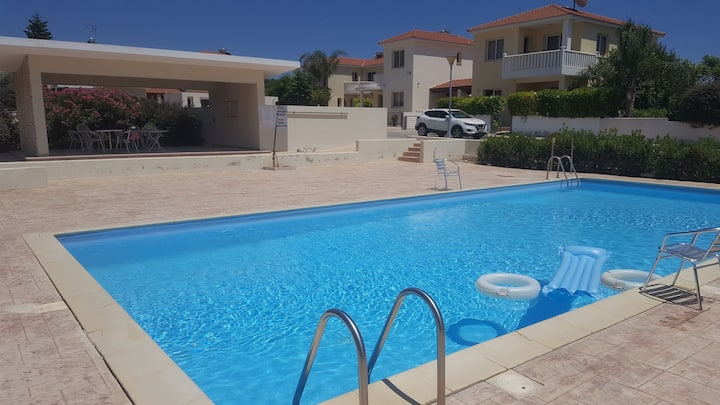 1 Bedroom 3 Guests Retire Appartment 300M From Sea