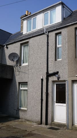 Townhouse in the heart of Kirkwall.