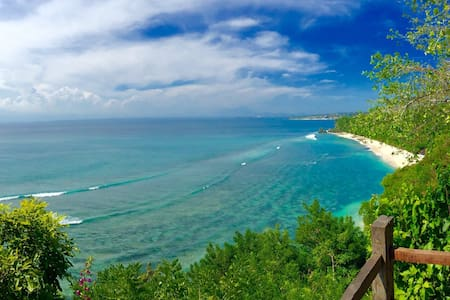 Breathtaking ocean views (Rumah nesta)