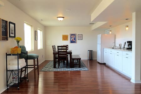 Spacious Basement Apartment with Private Entrance - Colorado Springs