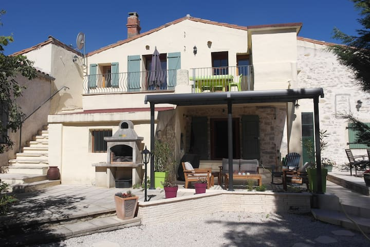Au coeur du Pic Saint Loup en Languedoc