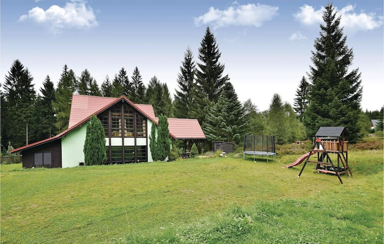 Holiday cottage with 6 bedrooms on 238m² in Smrzovka