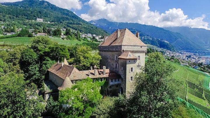 Appt 2 Bedroom - Château du Châtelard