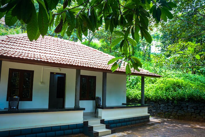 Traditional 2BHK villa in Wayanad