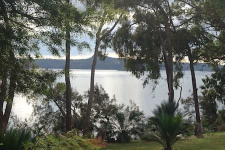 Bermagui-Wallaga Lake Frontage - Fairhaven - Bed & Breakfast