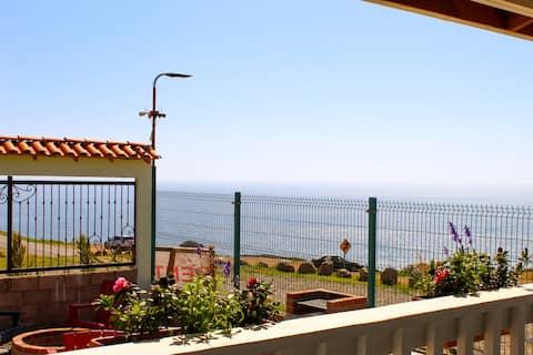 Villa Sunset Ensenada. // Alojamiento Ocean view.