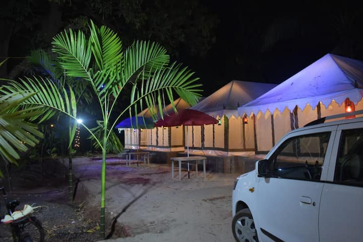 The Tent Resort, Malvan -Tarkarli