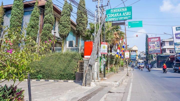 Hotel Cemara Asri Lembang