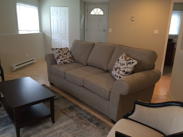 1 bedroom full equipped suite in Vic West