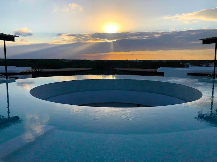 360° Panoramic Pool / NEW Luxury & spacious SUITE