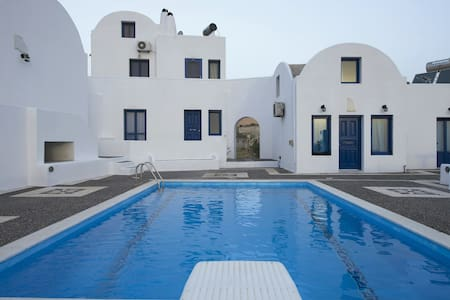 Santorini Traditional Suites CANAVA Suite - Vothonas - Appartement