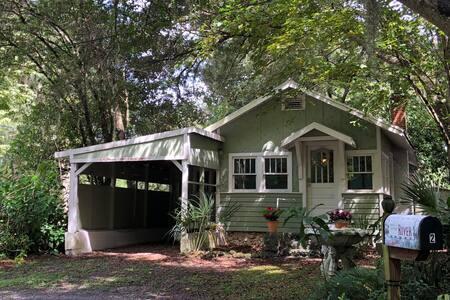 Cattail Creek Cottage - Yankeetown, FL