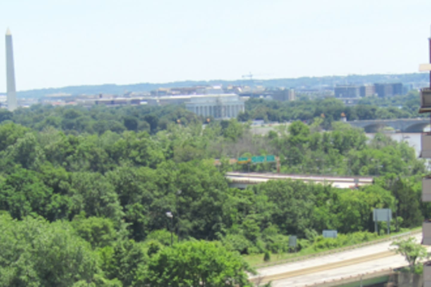 DC monument View