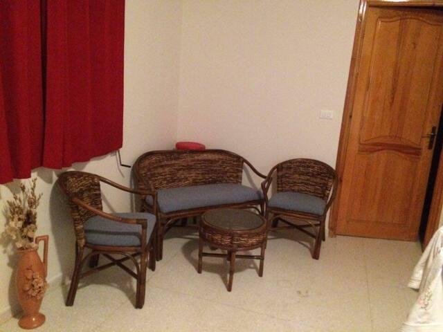 Appartement bord de mer à louer - Bizerte