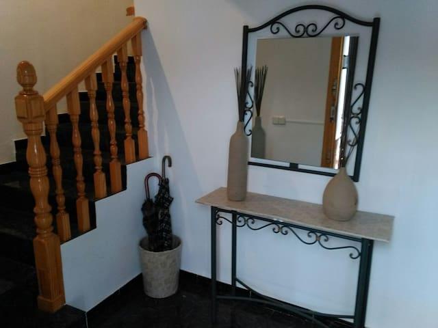 Habitación dos camas - Argamasilla de Alba - Leilighet