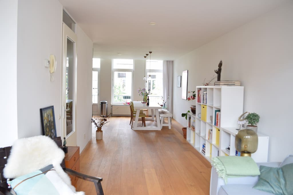 Feel immediately at home in this bright, friendly home
