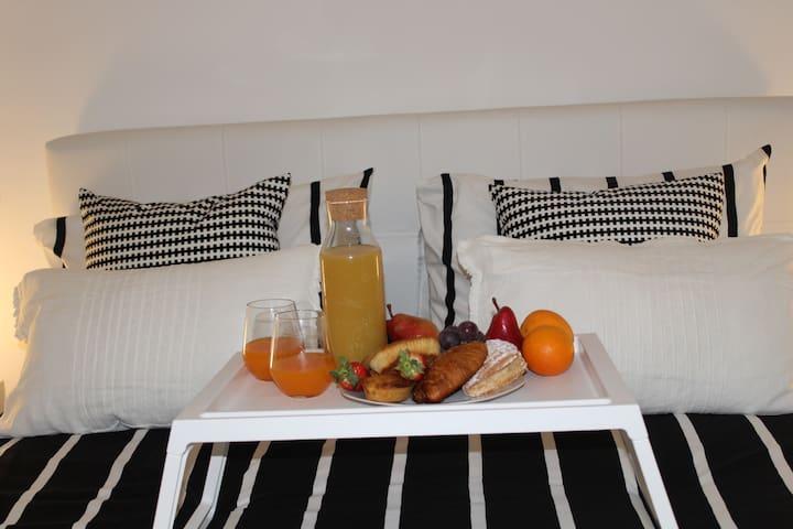 Stella del Sud: camera matrimoniale con bagno (3)