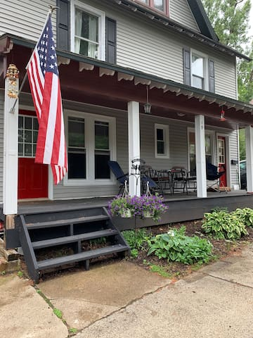 All American Front Porch