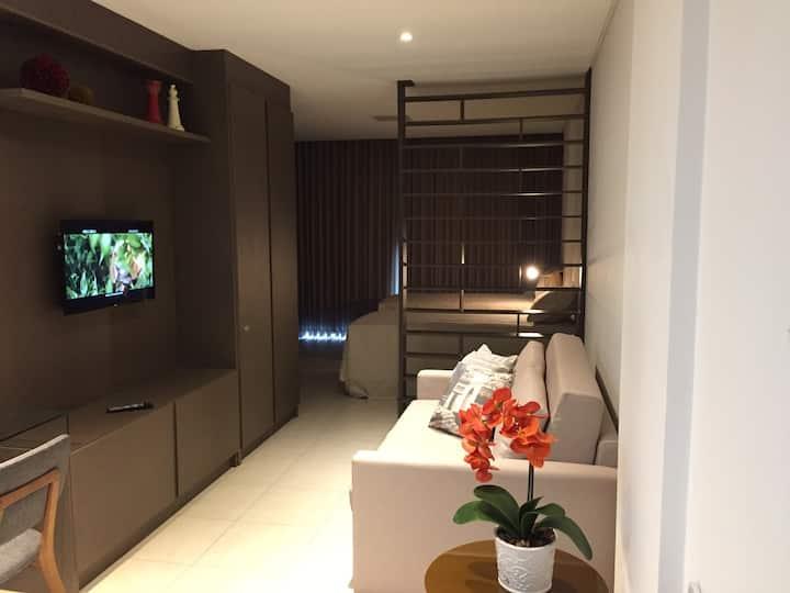 Novo apartamento no coração de BH