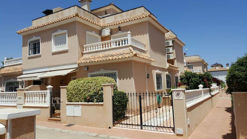 Cabo Roig  - La Zenia - Torrevieja