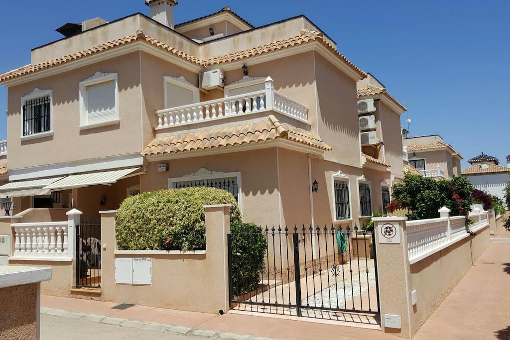 Cabo roig la zenia torrevieja casas de campo en alquiler en orihuela comunidad valenciana - Casas en la zenia ...