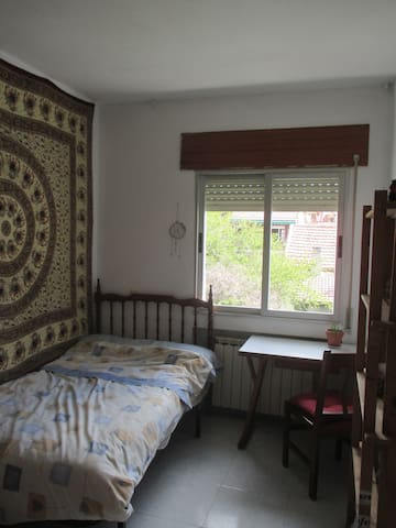 Cosy room in the mountains - Becerril de la Sierra - Rumah