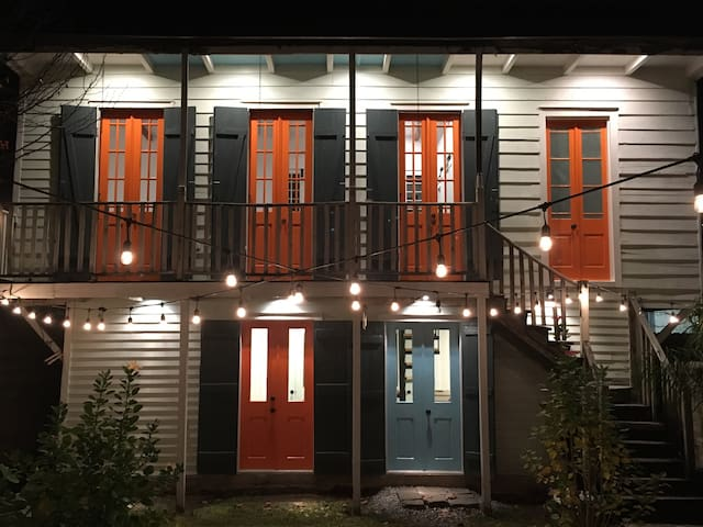 Treme Guesthouse Steps to Quarter - New Orleans - Apartemen