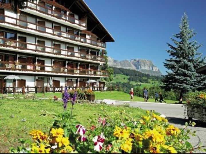 Megève - Appartement en résidence - 4 personnes