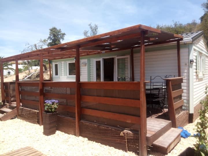 Casa da Fuzeta Mobile Home 4* tout confort-Olivier
