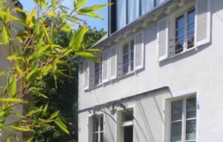 CHarmante Maison centre Ville - Jardin Et terasse