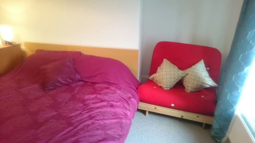 Cosy new hideaway on the top floor! - Buxton - Flat