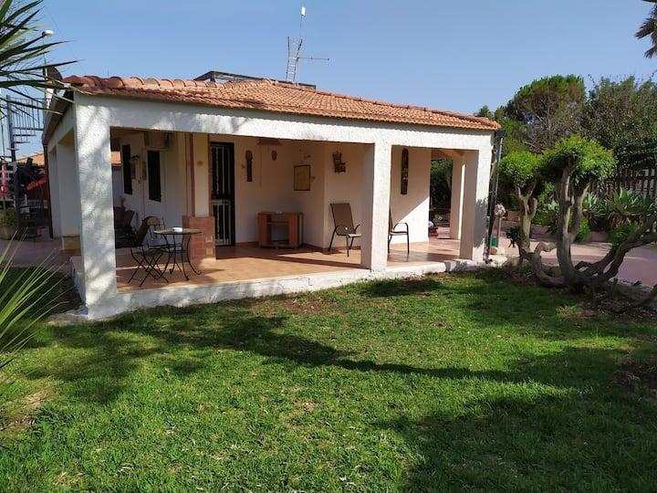 Villa al PLEMMIRIO - Area Marina Protetta