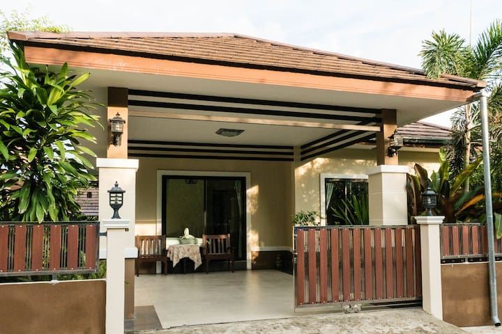 Pae Villa, clean and comfortable home near Ao Nang