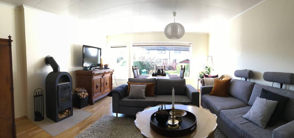 Cosy apartment, quiet neighborhood. - Stavanger - Appartement