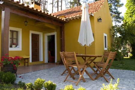 A Casa do Ribeiro - AL - Alcobaça - Maison